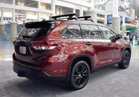 豐田重新打造漢蘭達,暗黑風格盡顯魅力,V6搭四驅,全球限量
