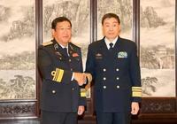 沈金龍會見越南海軍司令