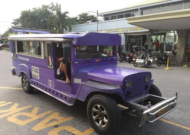 二戰美軍遺棄的吉普車成了菲律賓的公交車