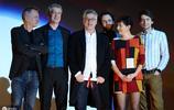 在法國瓦倫西安舉行的第九屆瓦倫西亞電影節閉幕式上
