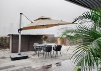 張虎作品:3室2廳帶戶外花園,牆上做儲物櫃,多賺一間雜物房!