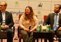 迪拜賽馬俱樂部賽事執行總監:中國賽馬正飛速發展