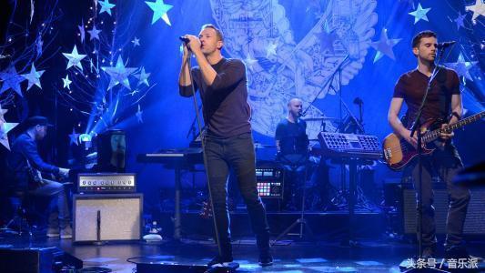 色彩斑斕的Coldplay酷玩樂隊
