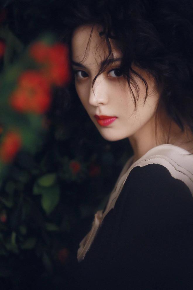 古力娜扎新照片來襲 太美了