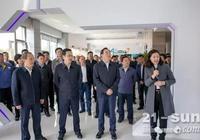徐州市委書記張國華點贊徐工:打造徐州新名片