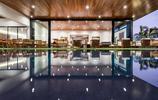 別墅設計:一個靠植物和照明設計美翻天的別墅,這麼美的第一次見