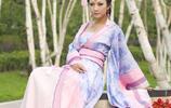 圖蟲古裝攝影:白樺林中的美女