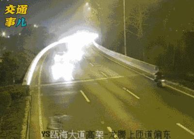 """一組動圖警示你:車毀人亡還要負全責 電動車你還""""任性""""嗎""""?"""