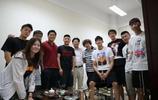 武磊、顏駿凌、曹贇定、杜威等球員前往同濟大學參加期末考試