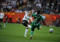 德國女足VS尼日利亞女足:實力懸殊,德國女足輕鬆贏球