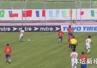 踢瘋了!土倫杯日本隊10分鐘進3球,半場5-1狂虐南美勁旅