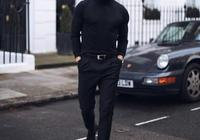 如何把黑色系穿出時尚感?