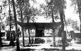 珍貴老照片還原民國初年尚未被焚燬的少林寺,圖八匾額為康熙御筆