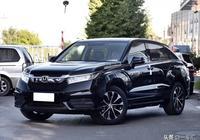 """20萬元出頭的本田冠道,網友戲稱:最""""實在""""的大五座中型SUV"""