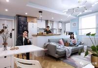 90後夫妻花6萬改造63㎡小家,用上了各種網紅設計,效果太好了!