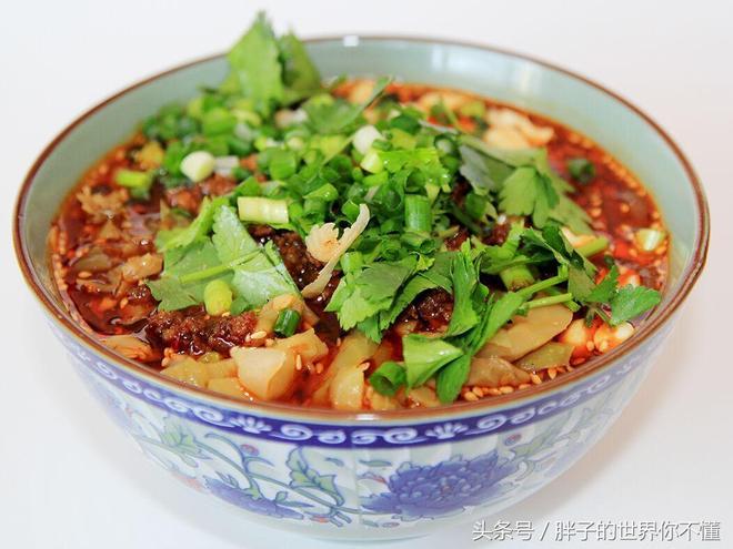 中國最受歡迎的十大美食排行榜