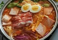 韓國學生網上晒美食,揚言中國火鍋沒法比,網友一張圖吊打