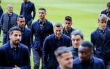 C羅等尤文圖斯球員亮相剋魯伊夫球場,歐冠尤文客場對陣阿賈克斯