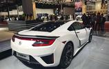 2017上海車展-謳歌NSX