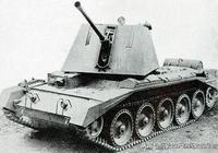 二戰德國低空殺手四號旋風坦克無論打飛機打坦克都是一輛神車