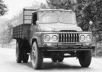 中國第一臺東風卡車!當年最受歡迎的軍民兩用車,還認得說明老了