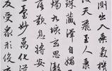元代書法:趙孟頫行書《朱熹感興詩二十首》欣賞