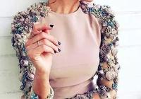 刺繡與時裝