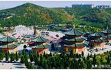 採菊東籬下悠然見南山,南山景區,集古今之博採,融中華之文明