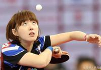 乒乓女神徐孝元和石川佳純,單論顏值身材,誰更適合馬龍?