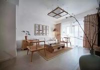 烏魯木齊100平中式風格裝修,三室兩廳裝修效果圖