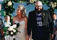 如願以償!國王球迷在自己婚禮上穿賈爾斯球衣