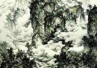 北京宋玉增山水畫19幅,值得欣賞,感謝分享轉發