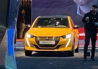 2019日內瓦車展探館:全新一代標緻208