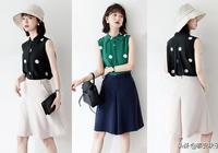 夏天:這5種褲裝穿搭:知性優雅、遮肉顯瘦,穿出女神氣質