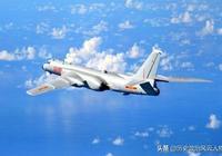 """我軍新一代""""戰神轟炸機""""——轟-6K轟炸機"""