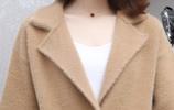 建議大家:水貂絨就選這幾款,洋氣減齡襯膚色,比穿皮草還驚豔