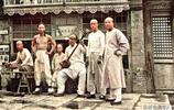 晚清老照片:圖2貌美女子長得像袁泉,圖4清朝官員和八國聯軍合影