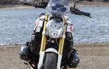 外形低調,配置強悍的摩托車:BMW R1200R