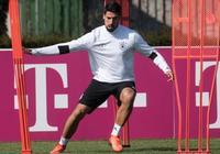 官方:赫迪拉缺陣週五對陣捷克世預賽