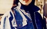 一組楊鈺瑩二十年前的罕見照片,清純甜美無人可敵!
