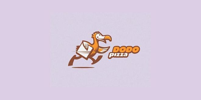 【PS標誌設計欣賞】分享28款國外恐龍LOGO設計圖片欣賞