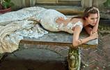 Galia Lahav 釋出與優雅完美融合的「皇家祕密II」婚紗廣告大片