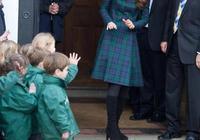 凱特王妃接力婆婆戴安娜的愛心,為2歲女孩的願望,特意蹲地收花