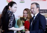 2019女子國際象棋世界冠軍候選人賽在喀山閉幕