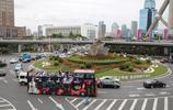 國慶黃金週第三天,上海陸家嘴紀實攝影