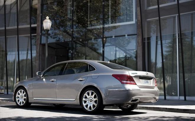 汽車圖集:現代雅科仕Hyundai Equus汽車