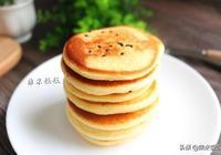 做早餐就要快,這小餅不發麵,不揉麵,又香又軟,比蛋糕好吃!