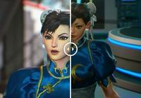 """《漫畫英雄VS卡普空:無限》中的春麗""""邪神臉""""被修正了"""