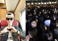 鹿晗还在EXO的时候还好好的,怎么回国后就不能坐飞机了呢?