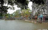 桂林第一峰:市區裡的南天一柱獨秀峰